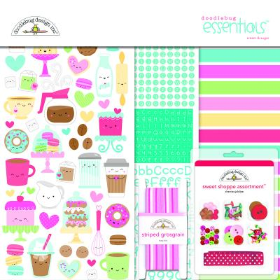 Doodlebugs Cream & Sugar - Essentials Kit